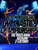 Gymnastics NZ poster