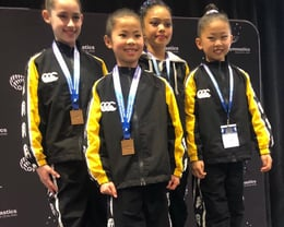 Stage 3s at Nationals 2019