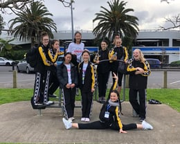Taking time out at Nationals 2019