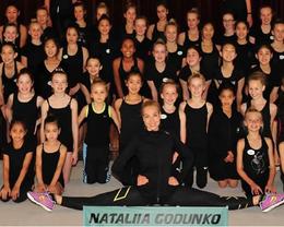 Nataliia masterclass 2018