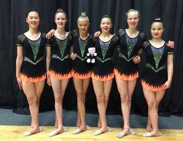 Gold medallists: Grade IV group